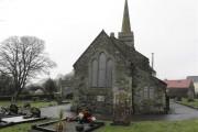 Carrickmore Church of Ireland  (rear view)