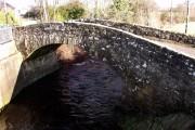 Bridge over the Bannock Burn, Chartershall
