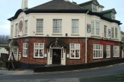 The Burrell Arms public house, Haywards Heath