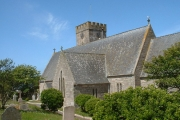 Pendeen Church