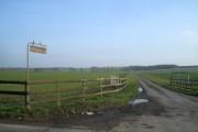 To Coldharbour Farm