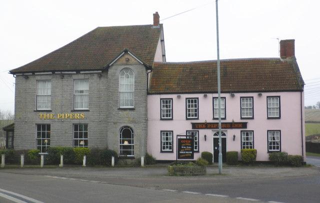 The Pipers Inn, near Ashcott