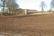 Ploughed field, Pitkindle