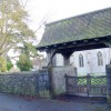 Lych gate, The Church of St Matthew, Wookey