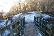 Bridge over Nickynack Beck