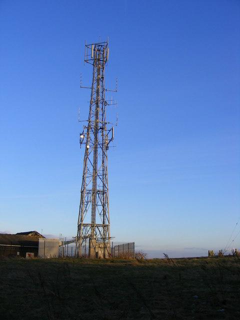 Mast At  Ardsley