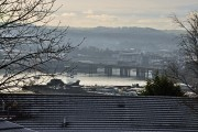 River Plym and Laira bridges - Plymouth