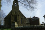 St. Mary's Church, Hethersgill