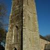 Tower of Lapford church