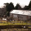 Rear of Peverell Park surgery and allotments - Plymouth