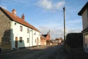 The Street through Bridgham