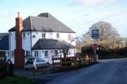 The White Post Inn, Adber
