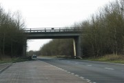 B4000 crosses over the A420