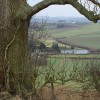 Winter view, Rudhall Valley