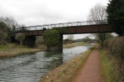 Bridge over the Grand Western Canal at Burlescombe
