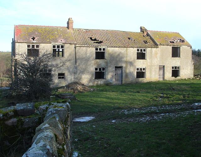Morey in ruins