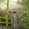 Footbridge over Newsham Beck