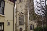 St Cuthberts Fishlake.