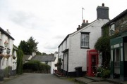 White Horse Inn, Cil Haul, Old Post Office and Foelas House, Old Shop