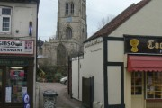 Hatfield Church