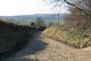 Track to Preston Farm