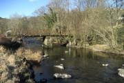 Bridge at Hagg Foot