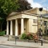 Porticoed entrance to Roman Legionary Museum, Caerleon