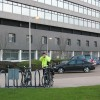 Cycle parking for the Ordnance Survey