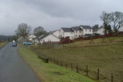 Kirkton from Manse Road