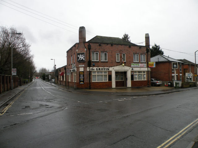 The Griffin, Anglesea Road