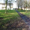 Path from Romsey Road to Maybush Court