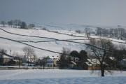 Newbiggin village