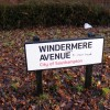 Windermere Avenue Sign