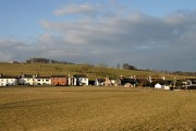 The village of Penpont
