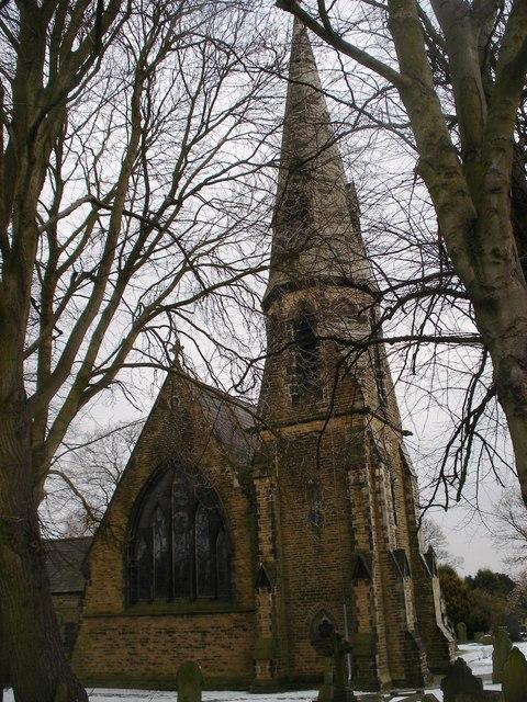 St Peter's Church Calow