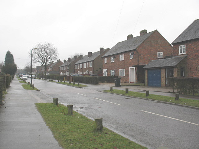 Wentworth Way, Hamsey Green