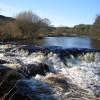 Waterfall, River Tees