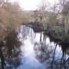 River Derwent at Grindleford
