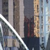 Modern architectural forms, Salford Quays
