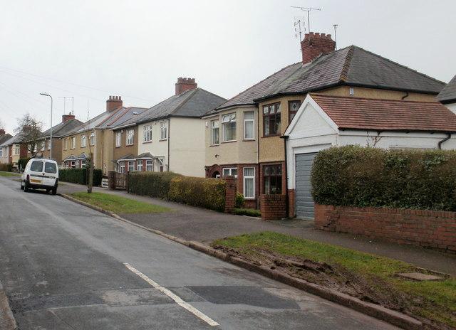 Cornwall Road, St Julians, Newport