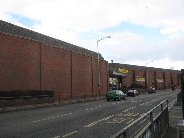 Morrisons Supermarket North Road Darlington