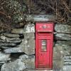 Victorian post box in Dalby