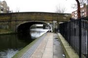Regent's Canal:  Queen's Bridge