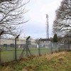 Water treatment works and mobile phone mast