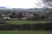 Teigngrace from the south