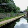 Worcester and Birmingham Canal near Edgbaston, Birmingham