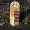 Milestone at Denaby Main