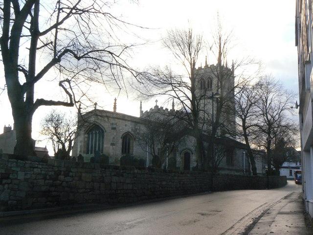 Conisbrough Church