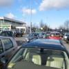 Car Park at ASDA store Queensferry