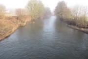 River Taw at Bridge Reeve